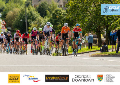 Bourne CiCLE Mens Road Race 16