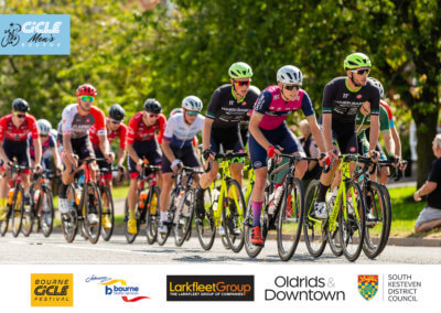 Bourne CiCLE Mens Road Race 17