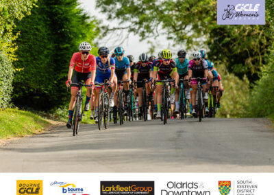 Bourne CiCLE Womens Road Race 11
