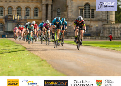 Bourne CiCLE Womens Road Race 15