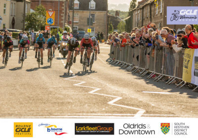 Bourne CiCLE Womens Road Race 17