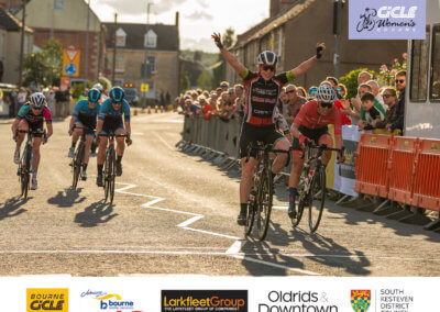 Bourne CiCLE Womens Road Race 18