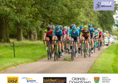 Bourne CiCLE Womens Road Race 6