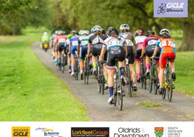 Bourne CiCLE Womens Road Race 7